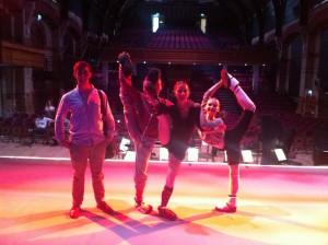 elliott perks London Russian Ballet School