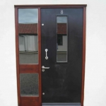 Office unit eight front door
